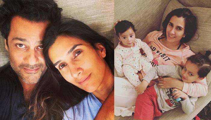 Kedarnath Director Abhishek Kapoor's Wife Pragya Kapoor Shares Pic Of A Chill Time With Newborn Son