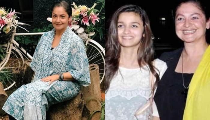 Pooja Bhatt Posts A Candid Picture Of Half-Sister, Alia Bhatt, Writing Down Her Own Destiny