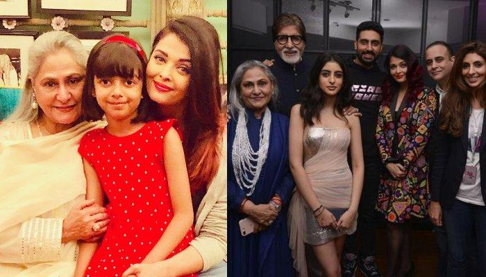 Aishwarya Rai Bachchan Is Her In-Laws' 'Aankhon Ka Tara', Proved That She Is A Great Bachchan Bahu