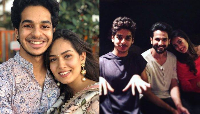 Mira Rajput Kapoor And Ishaan Khatter's 'Bhabhi-Devar' Love On His Birthday Is Adorable Beyond Words