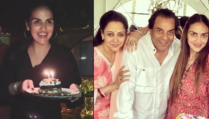 Esha Deol Receives The Most Priceless Gifts From Parents, Hema Malini And Dharmendra On Her Birthday