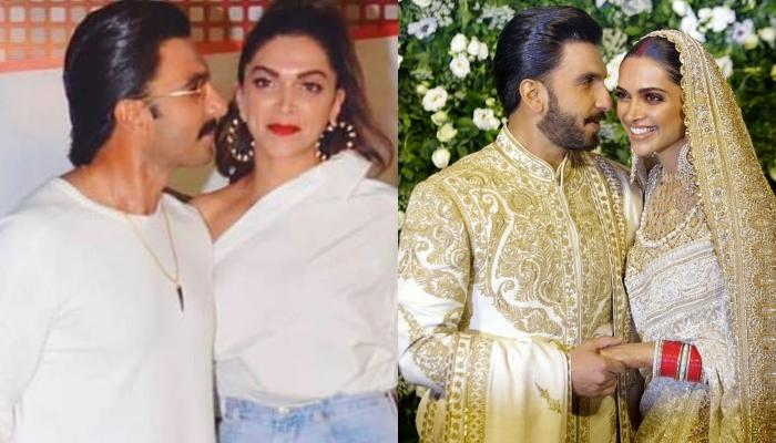 Ranveer Singh Is All Love For Deepika's Childhood Pictures, Fans Ask 'Is Good News On The Way'?