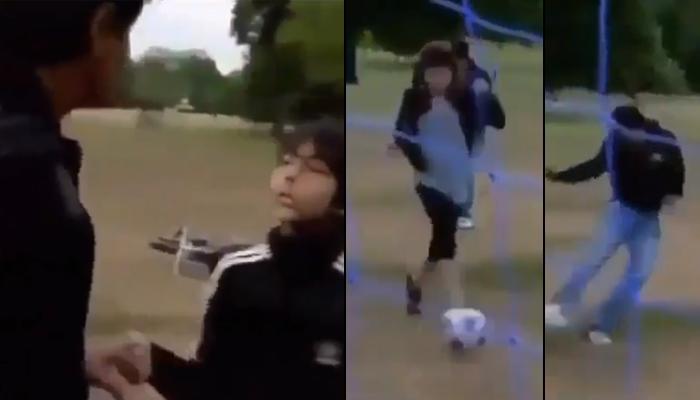 Shah Rukh Khan's Cute Banter With Aryan Khan, Cheering Suhana Khan In Football Game Is Priceless Gem