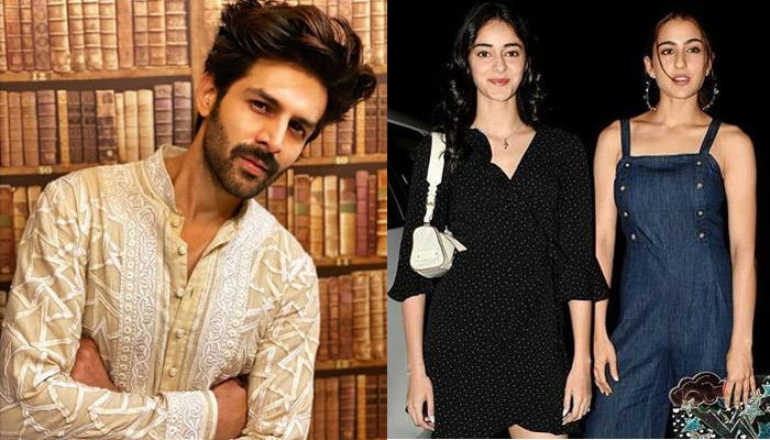 Kartik Aaryan Reacts On His Linkup Rumours With Ananya Panday And Breakup Reports With Sara Ali Khan