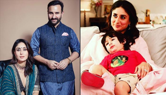 Kareena Kapoor Khan Reveals If She Had Insecurities After Marrying Saif Or Giving Birth To Taimur