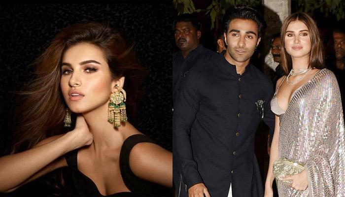 Tara Sutaria Opens Up About Her Relationship With Rumoured Boyfriend, Aadar Jain