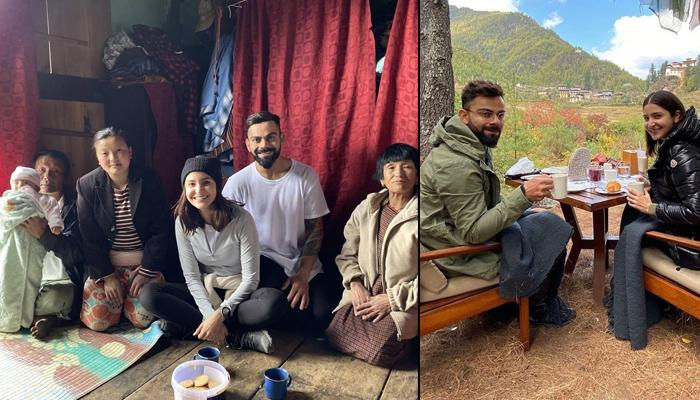 Virat Kohli And Anushka Sharma's Trek Experience On His Birthday Is A Perfect Tale Of Love And Peace
