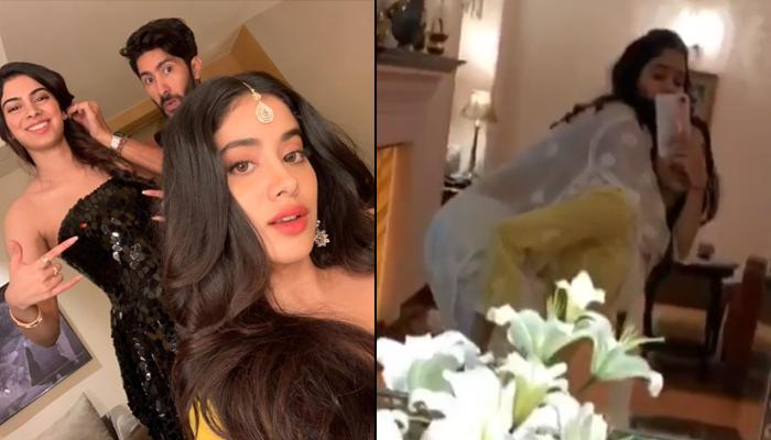 Janhvi Kapoor Wishes Her 'Lifeline' Khushi Kapoor On 19th Birthday With Goofy And Candid Pictures