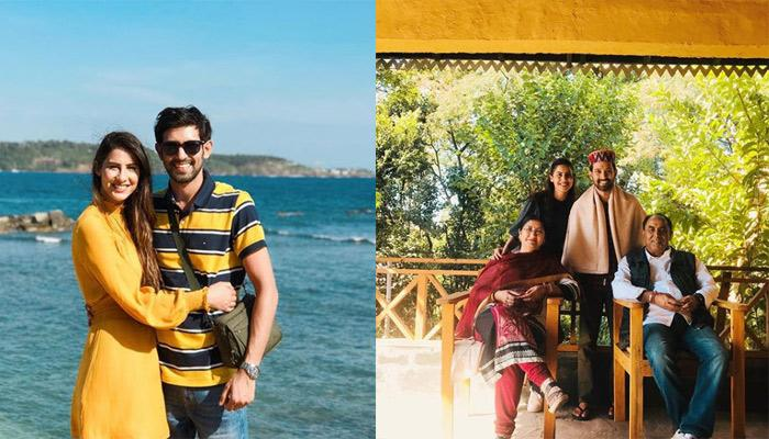 Vikrant Massey Receives A Warm Welcome At His Ladylove, Sheetal Thakur's Hometown