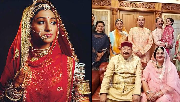 Mohena Kumari Singh Reveals Details About Life Post-Wedding And How Her In-Laws Are Pampering Her
