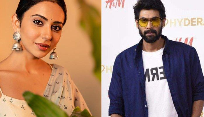Rakul Preet Finally Reveals If She Is Dating 'Neighbour', Rana Daggubati, They Share A Common Circle