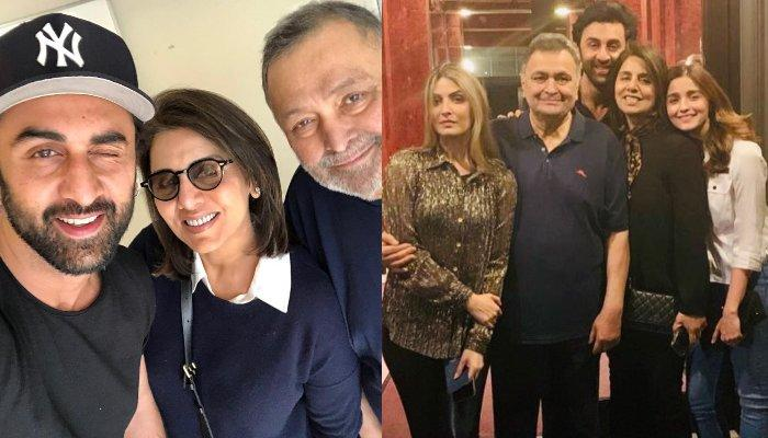 Throwback: Neetu Kapoor Revealed How Rishi Kapoor Reacted To Cancer On National Cancer Awareness Day