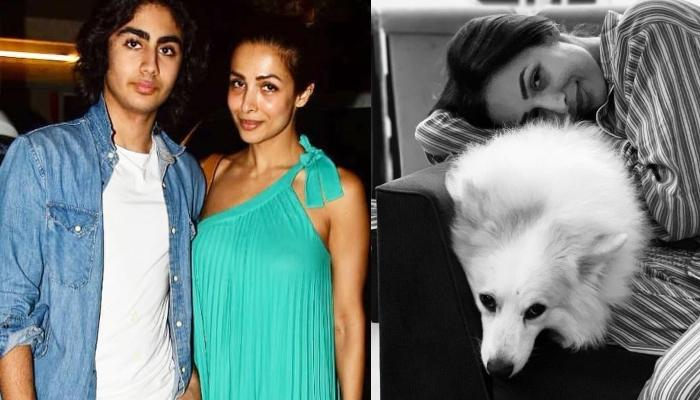 Malaika Arora Loves Her Son, Arhaan And Fur Baby, Casper, Reveals She Can Never Choose Between Them