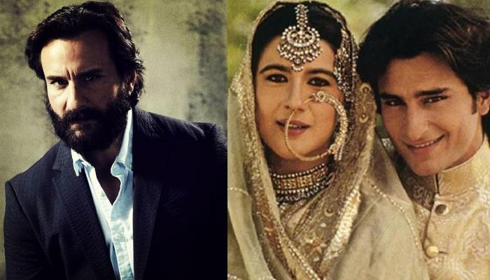 Saif Ali Khan Praises His Ex-Wife, Amrita Singh For Advising Him To Take His Career Seriously