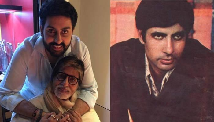 Amitabh Bachchan Completes 50 Years In Indian Cinema, Abhishek Bachchan Shares A Heart-Melting Post