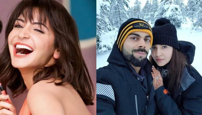 Anushka Sharma Reveals A Cute Detail About Her Marriage, Says She Borrows Clothes From Hubby Virat