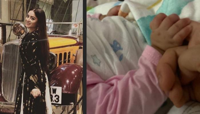 Mahhi Vij Shares A Glimpse Of Her Darling Daughter, Tara Jay Bhanushali, Calls Her God Sent Angel