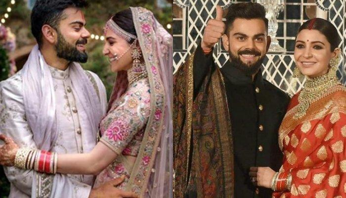 Anushka Sharma Finally Reveals Why She Ditched Red And Opted For A Pink Lehenga At Her Wedding