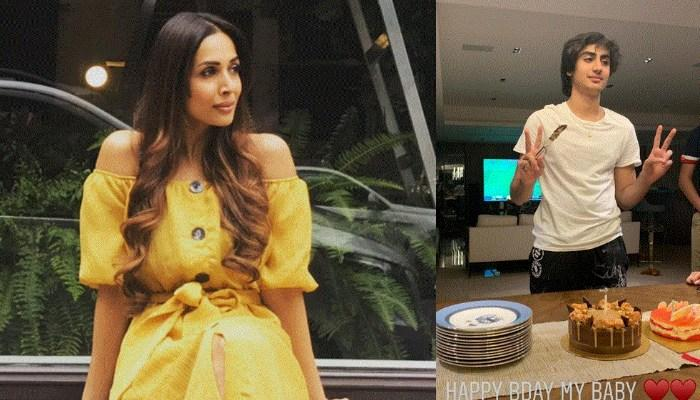 Malaika Arora Wishes Her Son, Arhaan Khan On His 17th Birthday, Calls Him Her Strength And Weakness