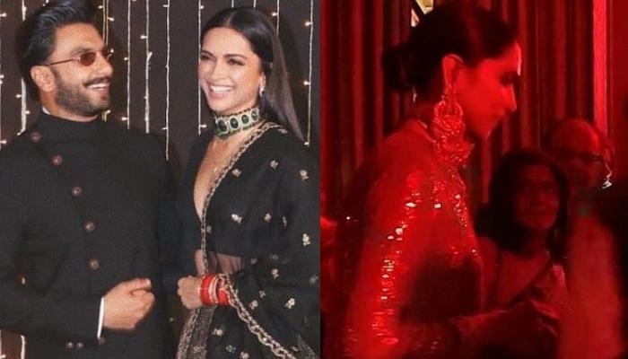 Deepika Padukone Dances With Husband, Ranveer Singh At Her Friend's Pre-Wedding Bash