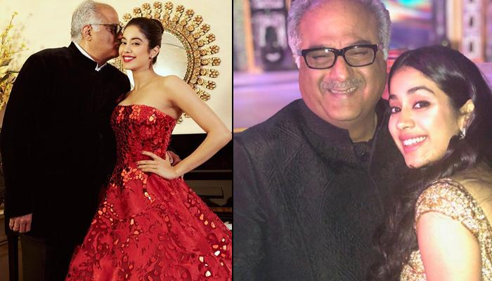 Janhvi Kapoor Wishes Dad, Boney Kapoor On 64th Birthday With Unseen Pictures And A Heartfelt Message