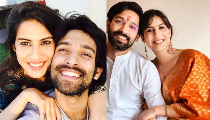 Vikrant Massey Shares An Adorable Birthday Wish For The Love Of His Life, Sheetal Thakur