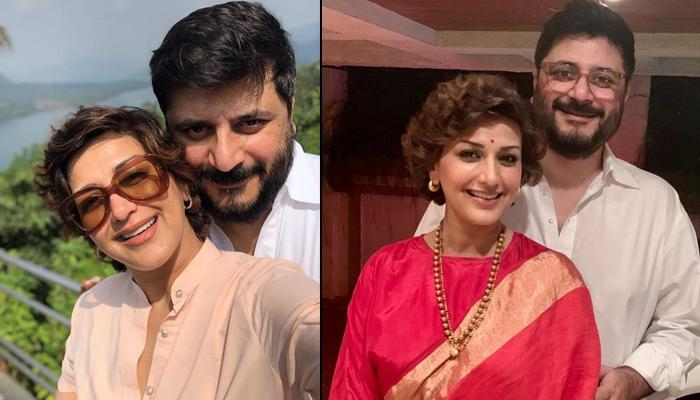 Sonali Bendre Shares Her And Goldie Behl's 'Before-After Cancer' Transformation On 17th Anniversary
