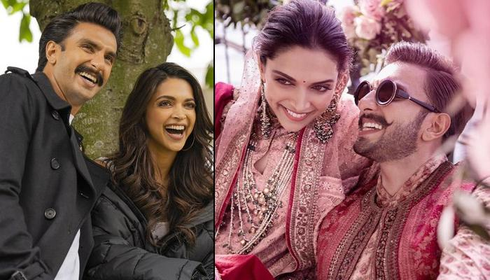 Deepika Padukone Gives A Glimpse Of How Her Hubby, Ranveer Singh Is Preparing For First Anniversary