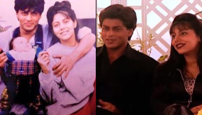 Shah Rukh Khan And Gauri Khan Recall Their Firstborn, Aryan Khan's Caesarean Birth Story [THROWBACK]