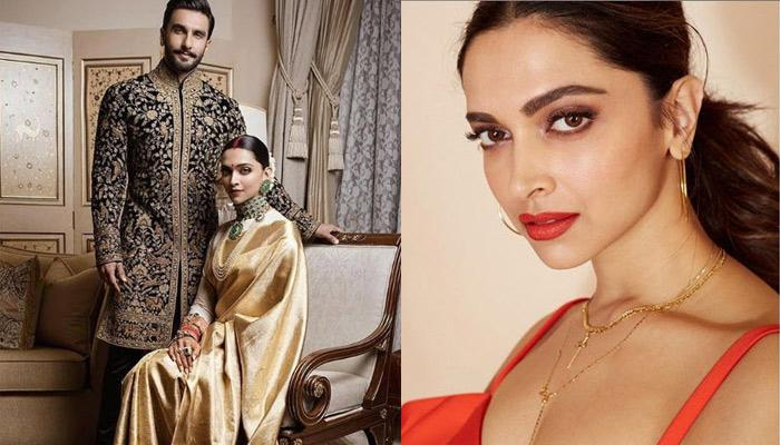 Ranveer Singh's Comment On Wifey, Deepika Padukone's Pictures Is All About 'Laal Ishq'