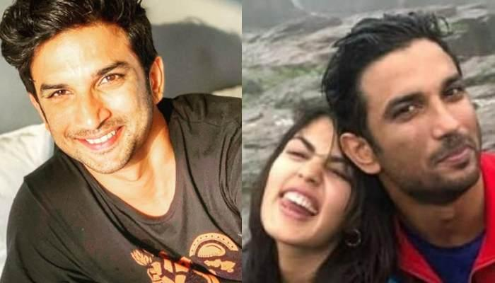 Sushant Singh Rajput Moves In With Rumoured GF, Rhea Chakraborty, Shifts His Bags To Her Flat