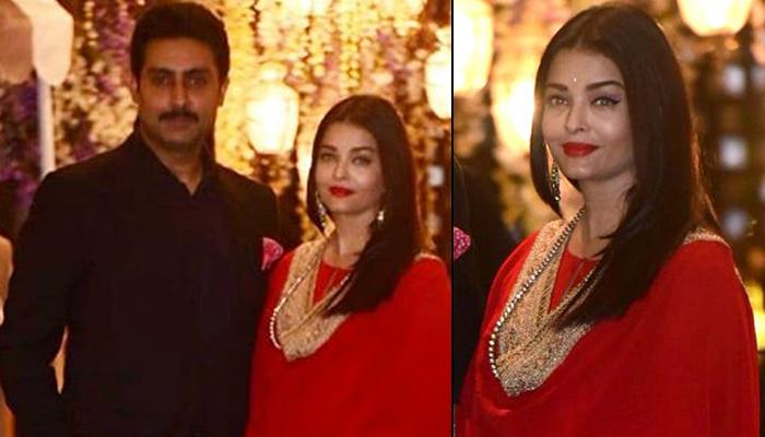 Is Aishwarya Rai Bachchan Pregnant Again? Fans Speculate From Her Latest Appearance At Ambani's Bash