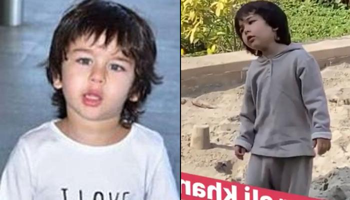 Taimur Ali Khan Saying 'I'll Not Do It' As He Stops Playing In Sand Will Make Children's Day Special