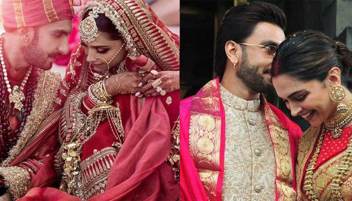 Deepika Padukone Posts First Picture From Her Anniversary Celebration In Tirupati With Ranveer Singh