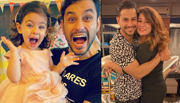 Inaaya Naumi Kemmu's Smile In A Children's Day Special Picture With Her Bua Is 'Pure Happiness'