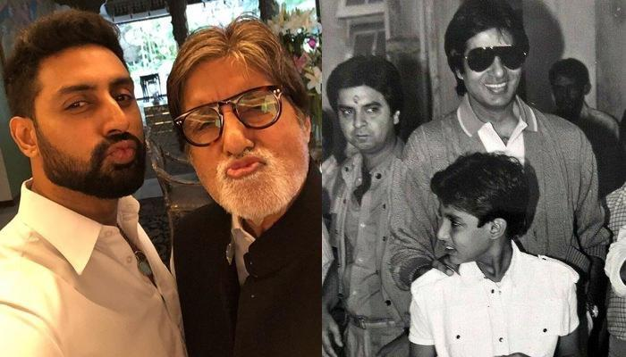 Amitabh Bachchan Shares Heartfelt Letter Written By Son, Abhishek As A Child, His Reply Is Hilarious