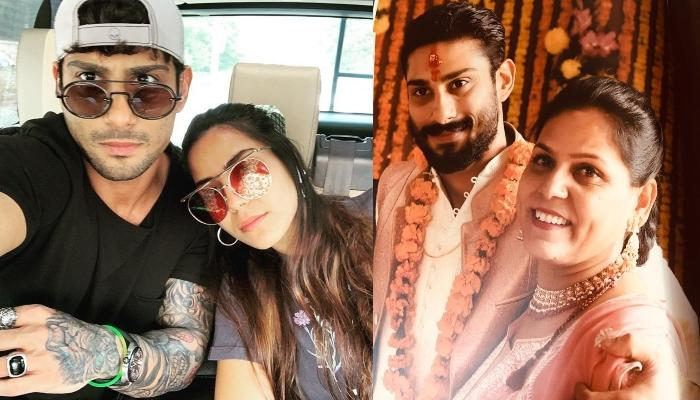 Prateik Babbar Pens An Emotional Note For His Mother-In-Law's Birthday Post-Wedding With Sanya