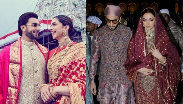 Ranveer Singh And Deepika Padukone Look Regal While They Seek Blessings At Golden Temple