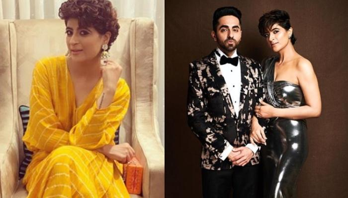 Tahira Kashyap Opens Up On Being Insecure About Her Husband, Ayushmann Khurana's Intimate Scenes