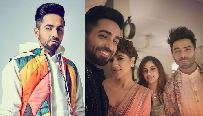 Ayushmann Khuranna Shares An Adorable Picture Of Aparshakti Replicating Raj Kapoor On His Birthday