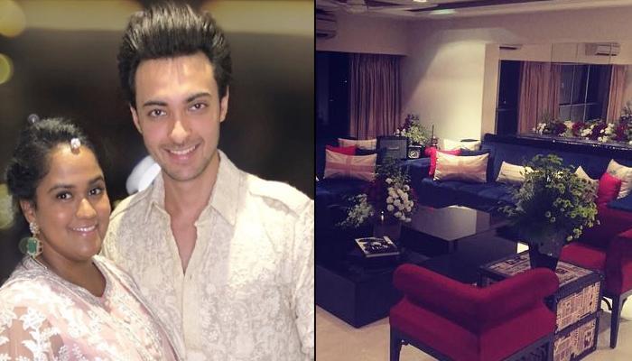 Arpita Khan And Aayush Sharma's Plush Apartment Gives Pinterest-Worthy Vibe, Take An Inside Tour