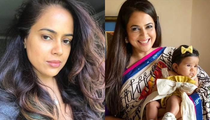 Sameera Reddy Posts A Droolworthy Picture With Daughter, Post A Heartfelt Note On Girlchild