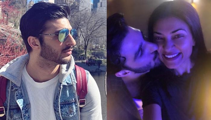 Rohman Shawl Pens A Mushy Love Note For The Love Of His Life, Sushmita Sen On Her Birthday