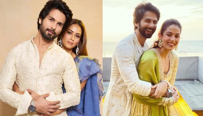 Shahid Kapoor Reveals One Thing He Likes The Most About His Wife, Mira Rajput Kapoor