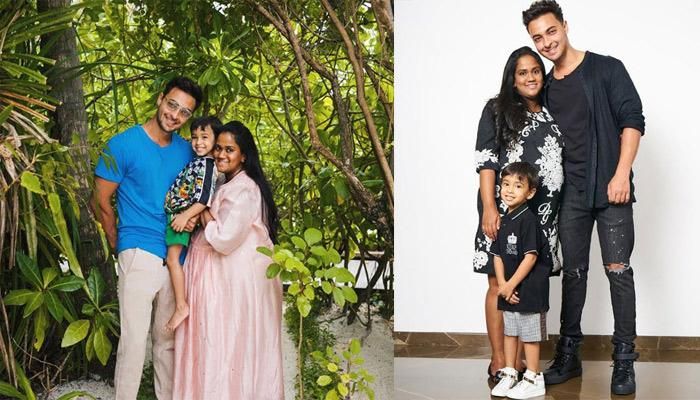 Arpita Khan Sharma And Aayush Sharma's Fifth Wedding Anniversary Bash Was A Dual Celebration
