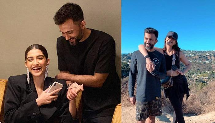 Sonam Kapoor Ahuja's Husband, Anand Ahuja Reveals One Thing For Which He Teases Her And It's Funny