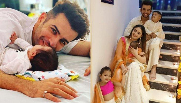 Mahhi Vij And Jay Bhanushali's Baby, Tara Preps For First Shoot And We Can't Wait For Final Result