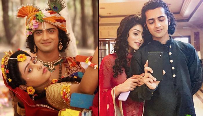 RadhaKrishn's Sumedh Mudgalkar Calls His Alleged GF, Mallika Singh 'Special' Amidst Dating Rumours