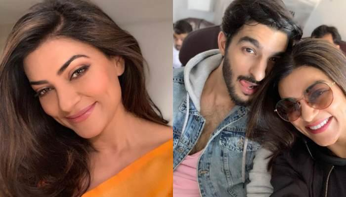 Sushmita Sen Gets A Beautiful Birthday Surprise From Beau Rohman Shawl, Shares Videos