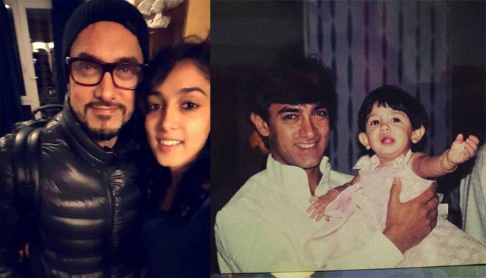 Aamir Khan's Daughter, Ira Khan Shares A Throwback Picture With Dad Along With An Appreciation Post